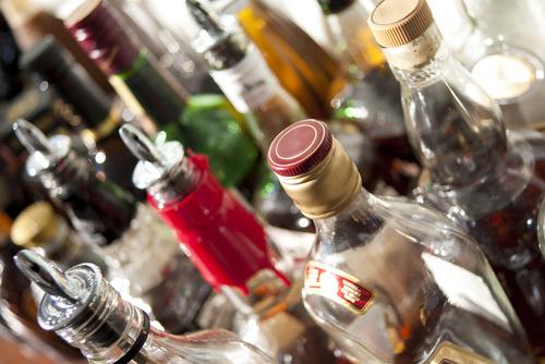vitamín B1 alkoholismus