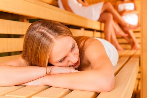 HPV papilloma virus sauna
