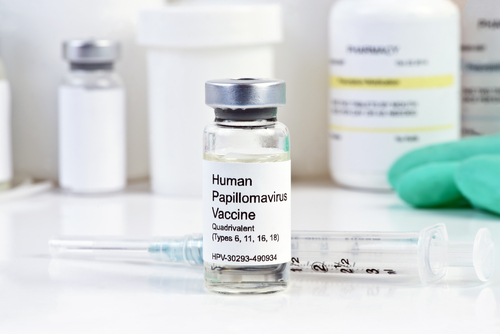 HPV papilloma vakcína