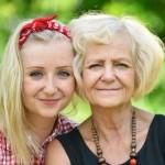 klimakterium menopauza matka dcera