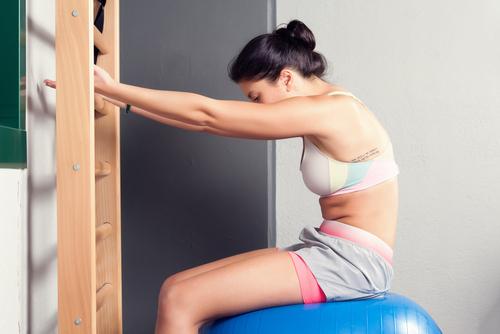 skolióza cvičení