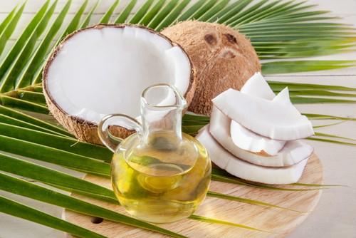 kokosový olej využití