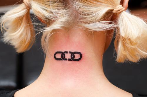 tetování zápal infekce