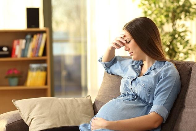 třetí-trimestr-těhotenství-bolesti-břicha