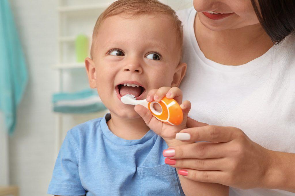 Hemofilie a prořezávání zoubků